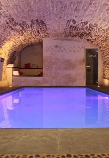 1 accès au Spa, hammam, sauna, piscine