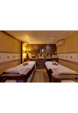 2 accès au Spa, 2 massages de 30 min